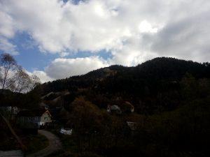Blick ins Umland von Rosua Montana