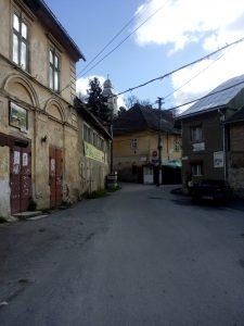 Altstadt von Rosua Montana