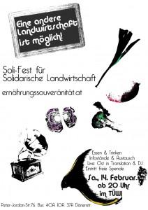 Soli-Fest für Solidarische Landwirtschaft