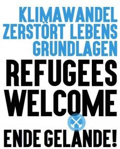 Ende Gelände in der Lausitz @ Braunkohlerevier Lausitz | Bad Liebenwerda | Brandenburg | Deutschland
