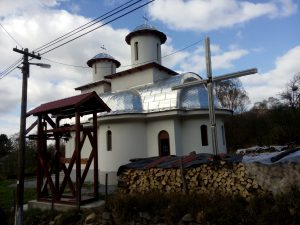 Kirche in Rosua Montana