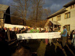Solidarität mit Rosua Montana